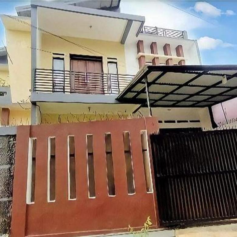 Rumah Minimalis Kokoh di Cijerokaso 30 meter dari Sarijadi akses jalan 2 Mobil, Hook