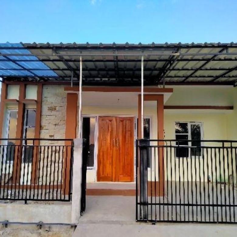 Rumah cantik asri dan minimalis