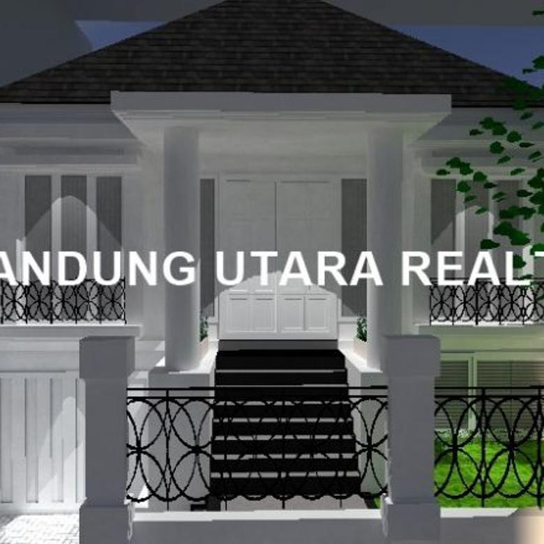 Rumah Indeen di Area Pemukiman Elite, Gegerkalong Permai
