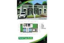 Rumah Murah Cicilan Flat di Kota Serang, Banten