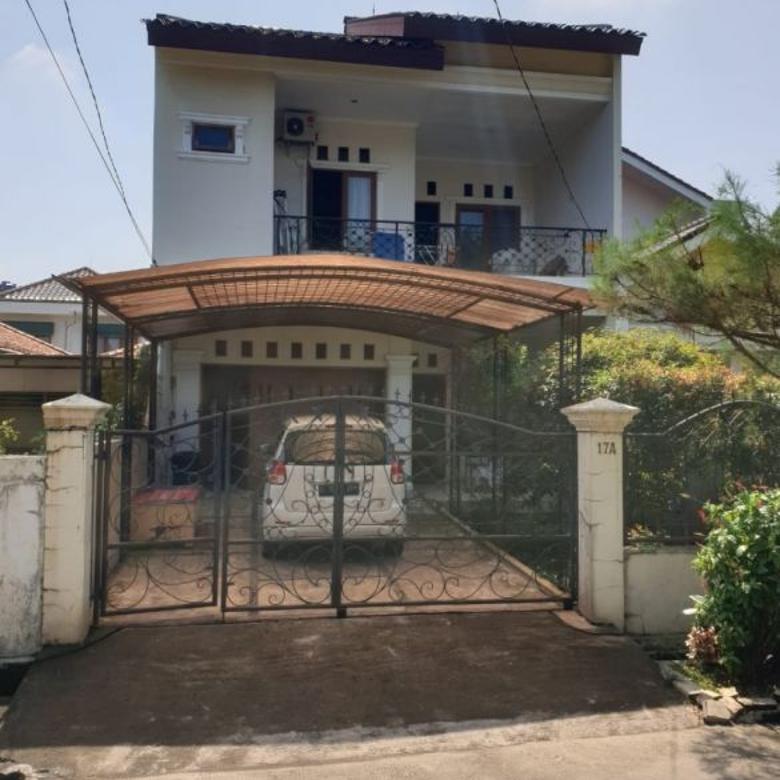 Rumah di Cinere, 2Lt., dlm Prmhn yg Nyaman di Jati Indah