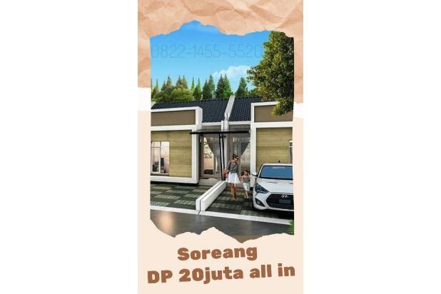 Rp318jt Rumah Dijual