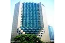 Disewa Ruang Kantor 1200 sqm di ANZ Tower, Karet Tengsin, Jakarta Pusat