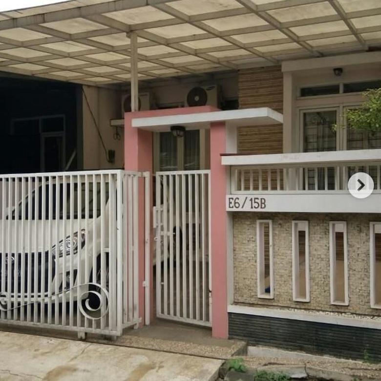 Disewakan rumah Serpong Terrace Serpong Tangerang - Furnishe