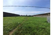 Kavling siap bangun di daerah  Industri  Cigondewah Hilir