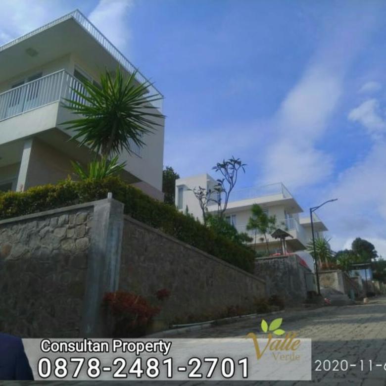 Dijual Rumah Villa 2.5lt di ketinggian 1180mdpl di Cisarua
