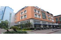 Ruko bagus dan strategis, luas 560 Sqm, Kantor Taman E33, Mega Kuningan