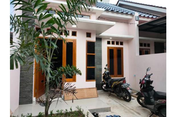 Rumah Cantik Selangkah Ke Tol Cimanggis Depok