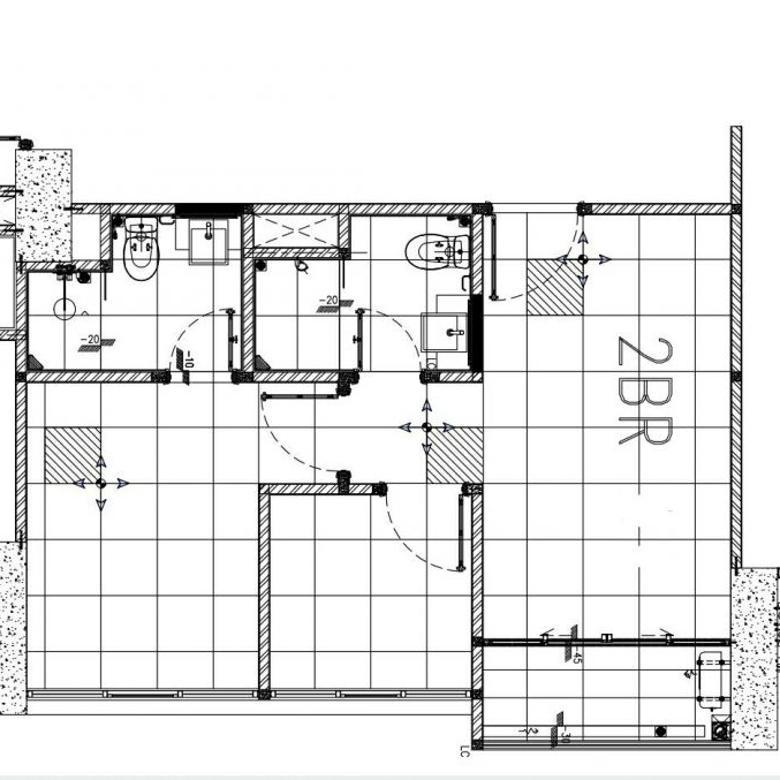 Apartemen Puri Mansion , 2BR, Siap Huni, Lokasi Sangat Strategis