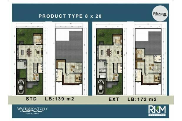 Rp1,94mily Rumah Dijual