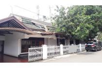 Rumah Dijual di Radio Dalam,Kebayoran Baru,Di Hoek,Hadap Selatan, LT 347 m2