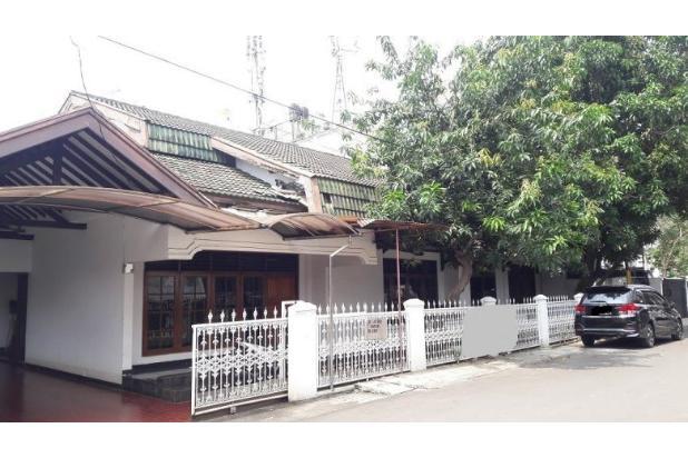 Tampak Depan, Di Hoek, Hadap Selatan 16555002