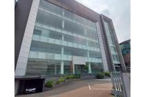 Gedung Kantor Mewah 5 Lantai ada Basement dekat Kebayoran Baru Murah