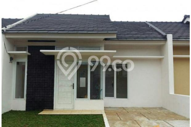 Rumah murah Dkt Stasiun Cilebut Bogor Ada Angkot 13 menit Toll Free Biaya2 21604462