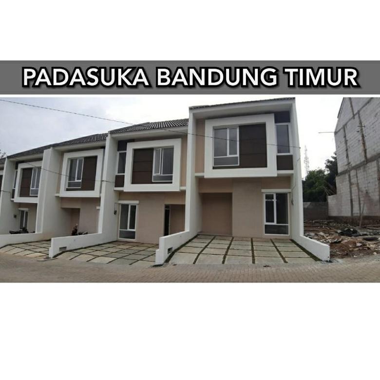 CLUSTER PADASUKA SEJUK NYAMAN dekat Pusat Kota Bandung
