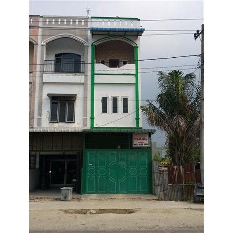 Ruko Jalan Pasar III Medan
