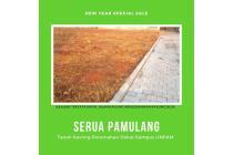 Tanah Kavling Green Serua Standar Perumahan Luas 120m2