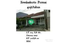 Siwalankerto Permai 40jt/tahun Surabaya Selatan Dekat Univesit