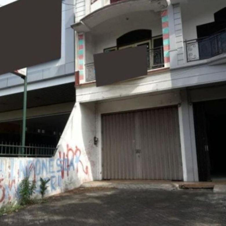 Ruko Disewakan di Jalan SP Sudarmo Blimbing Malang