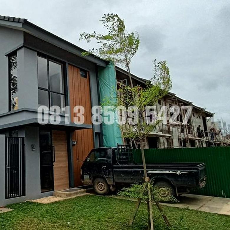 Rumah 2 Lantai Cendana Park Lippo Karawaci