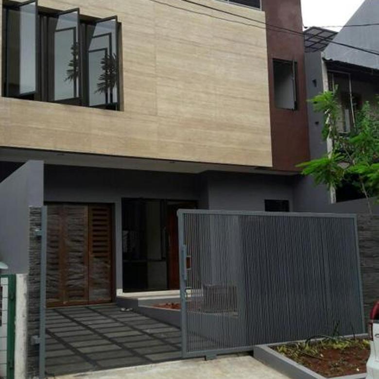 Rumah Bagus 2 Lantai, Siap Huni di Pinang Perak, Pondok Indah