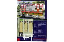 Ruko Strategis, jalan Nangka Raya, Perumnas 1, Kayuringin Jaya. Bekasi Kota