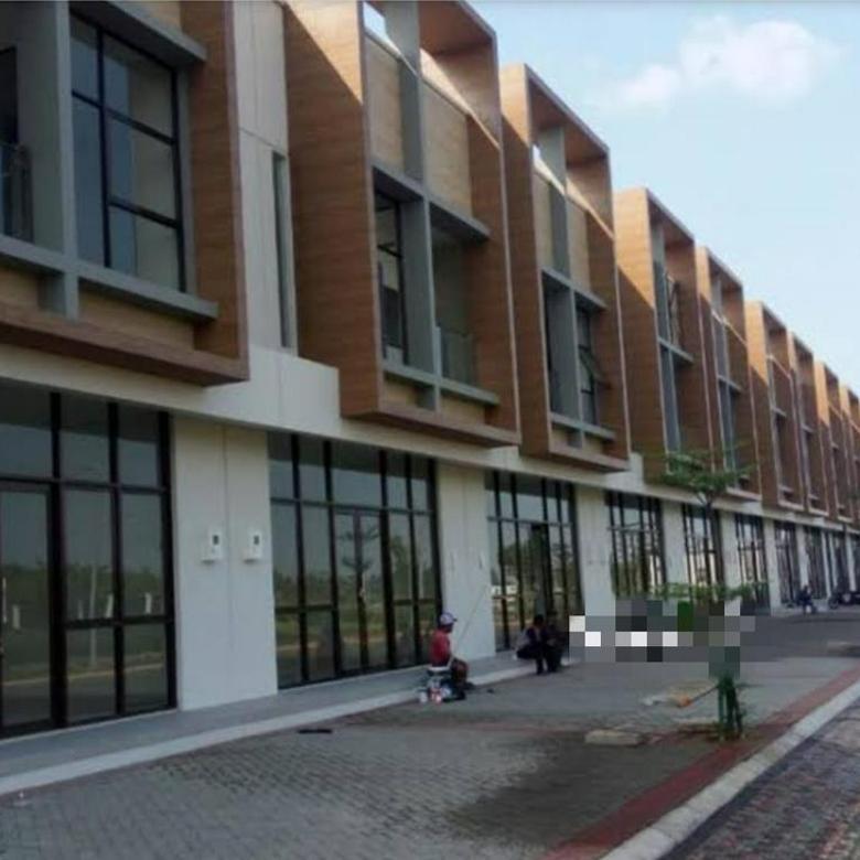 Cepat 2 Unit Ruko Gandeng Savoy L 7x17 Jakarta Garden City JGC 2in1