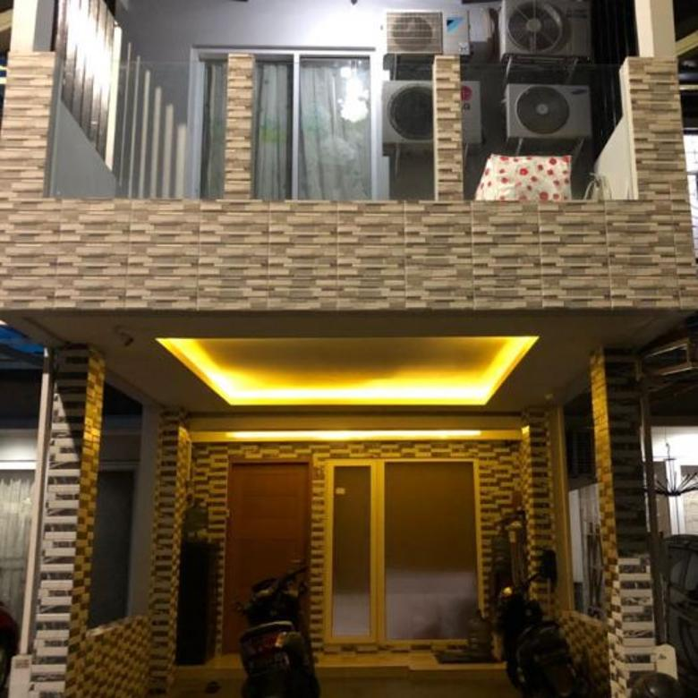 Rumah Golden Palm Residence Cluster Montgomery
