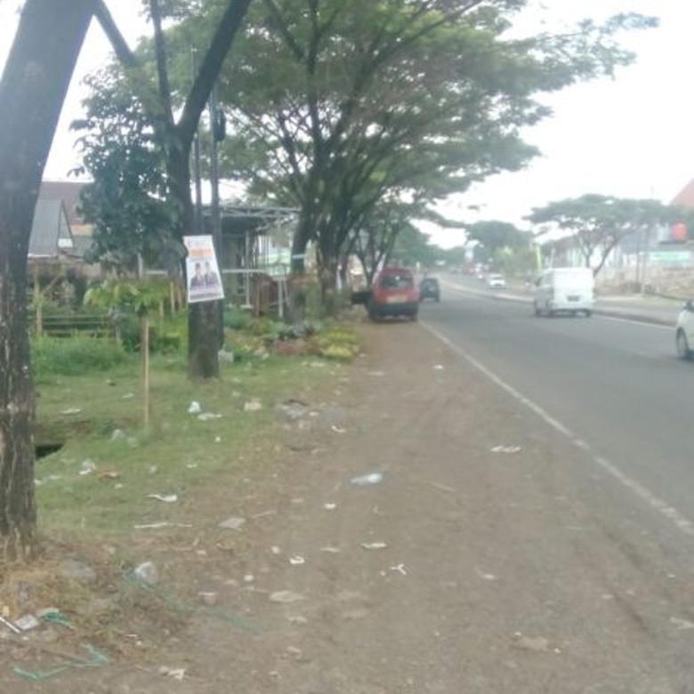 Dijual Tanah 800 m Di Jalan Raya Lingkar Selatan Kota Sukabumi