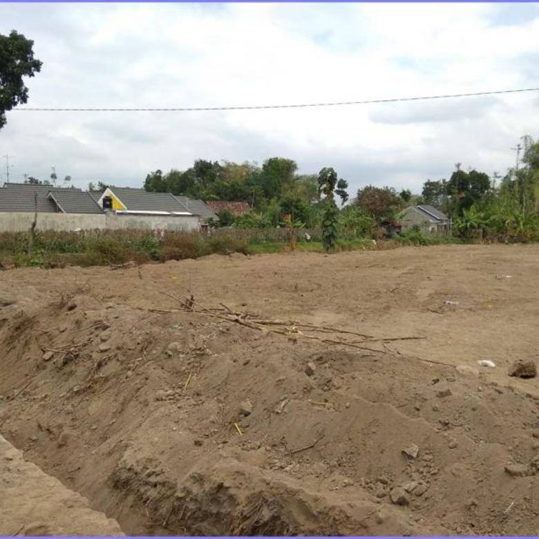 Prambanan Village Gratis Pajak Legalitas SHM Siap Bangun