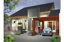 Rumah Akses Jalan Aspal di Godean Bisa KPR Tanpa DP