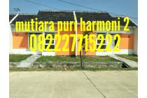 Mutiara puri harmoni 2 Perumahan dekat terminal cikarang