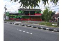 Tanah Dijual Strategis Tepi Jl Ringroad Utara Yogyakarta, LT 397 m2