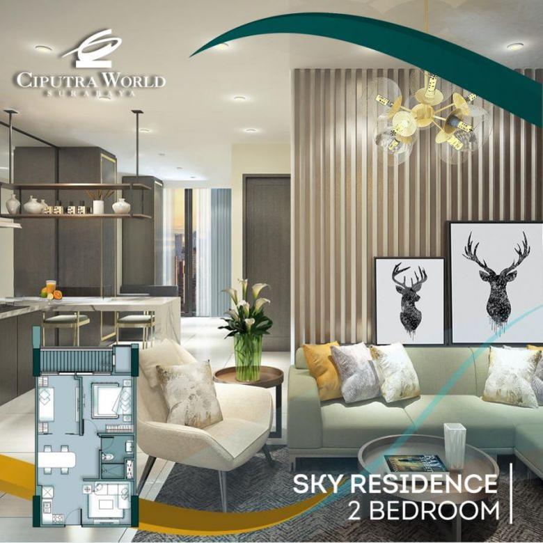 Sky Residence Ciputra World