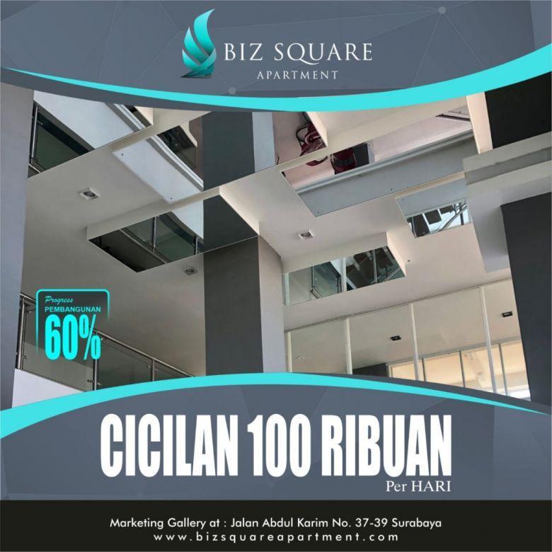 Apartemen Biz Square Cicilan 100 ribu Perhari
