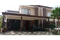 Rumah cantik full furnish siap huni di kota bali residence