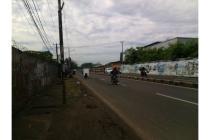 Tanah 3,3hektar di Jalan Raya Sawangan