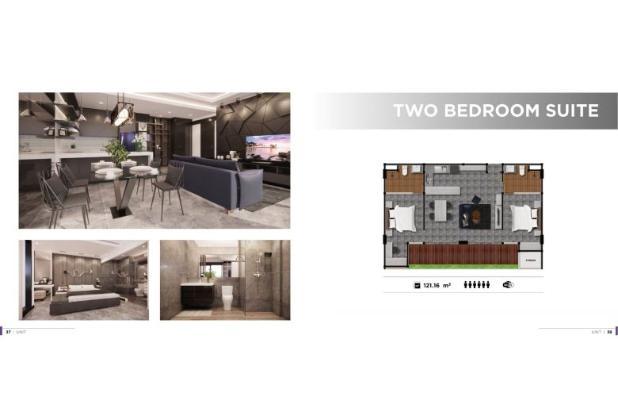 Rp992jt Apartemen Dijual