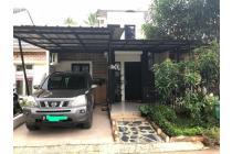Jual Rumah Serpong Garden 1 Cluster Green Valley Murah 2 Kamar Bisa KPR