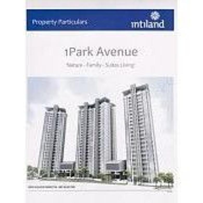 Hunian nyaman harga MIRING!! Apartemen 1 Park Avenue 2+1BR Suites