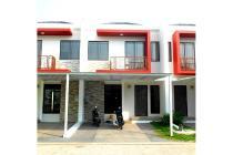 Dijual rumah cluster Asia type Macau, ukuran 6 x 15, Green Lake City