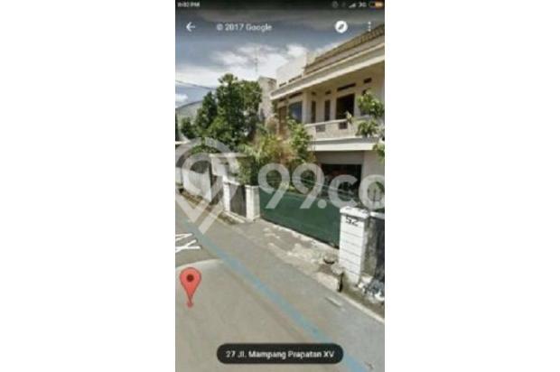 Dijual cepat rumah di Mampang Prapatan (BU) 16956492