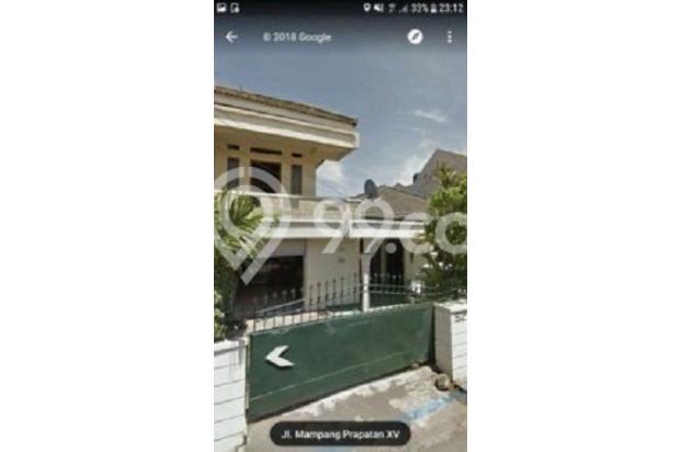 Dijual cepat rumah di Mampang Prapatan (BU) 16956494