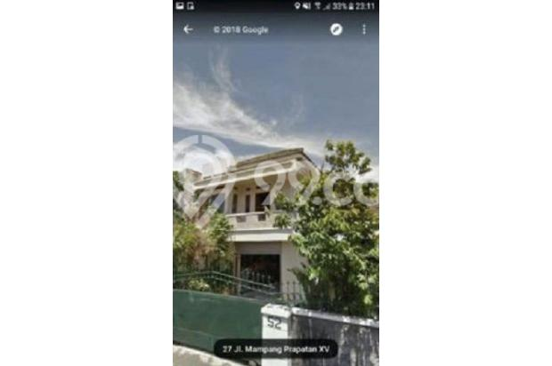 Dijual cepat rumah di Mampang Prapatan (BU) 16956495