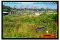 JUAL MURAH TANAH di CANGGU BALI 1,480 m2  View sawah lingkungan villa