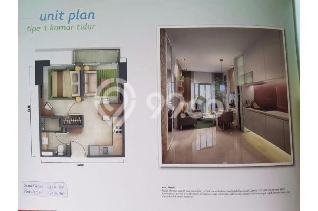 Sewa Cepat Apartment di BSD - full furnished [Disewakan Tanpa Agen] 13960619