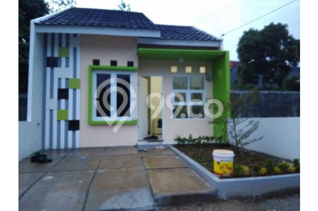 Cluster One Gate System, Green dan Asri. DP 10 Juta cicil 4 bulan, ALL IN 13872537