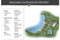 Amarsvati Condotel Terbaru di Lombok Utara. Depan Pantai, Sudah Topping Off