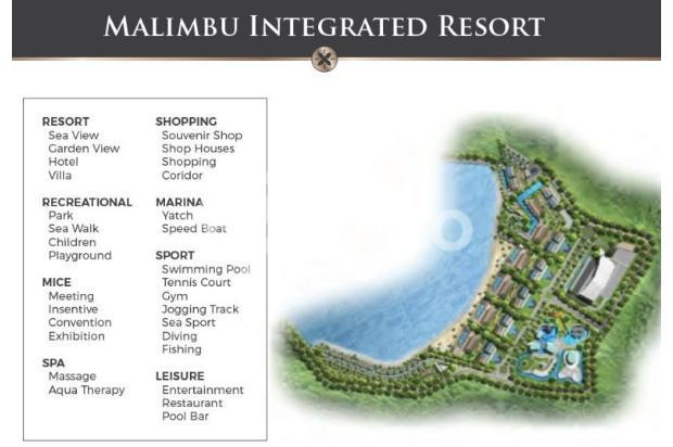 Amarsvati Condotel Terbaru di Lombok Utara. Depan Pantai, Sudah Topping Off 14317896
