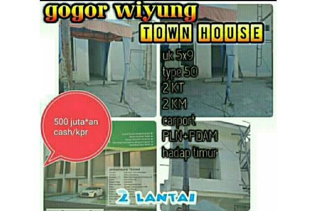 rumah gogor wiyung surabaya 18273475